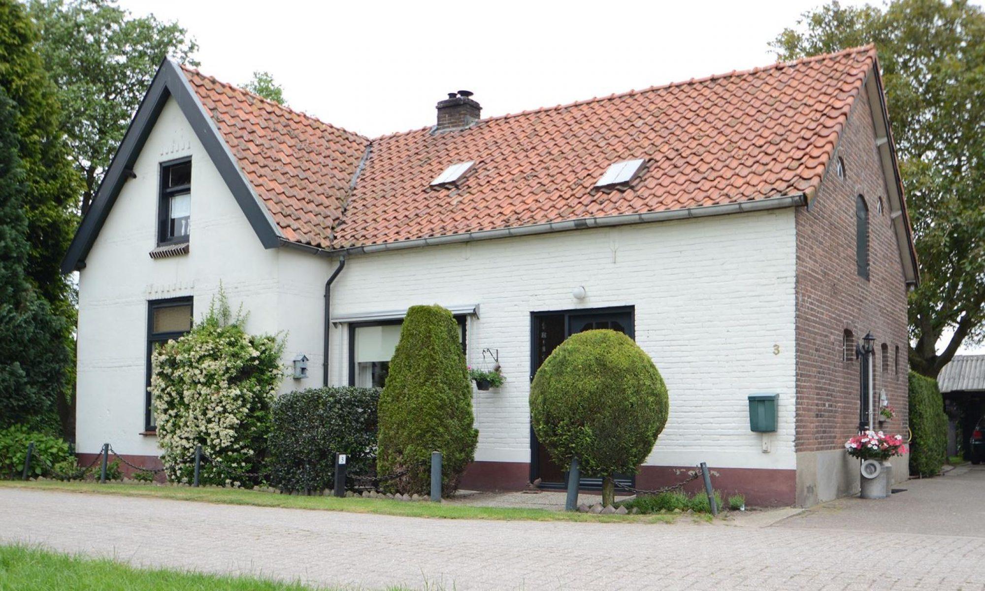 Verbouwen en moderniseren woning